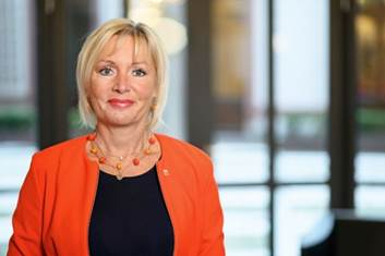 Prof. Dr. Kristina Sinemus, hessische Ministerin für Digitale Strategie und Entwicklung